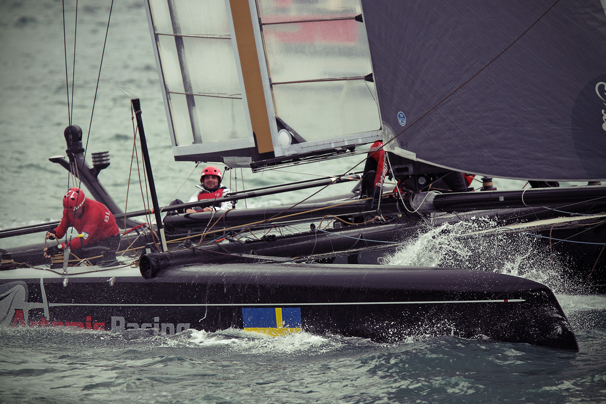 America's Cup 2012-12